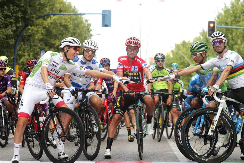 Toertocht Vuelta Bedrijventeams