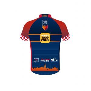 Vuelta Breda wielershirt